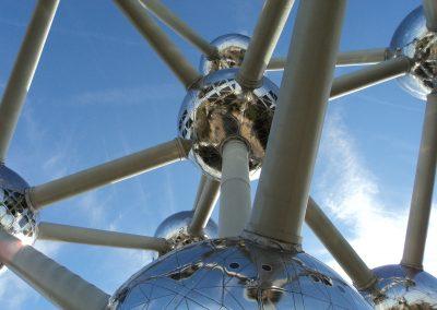 Natacha Heraly - Bruxelles - Atomium