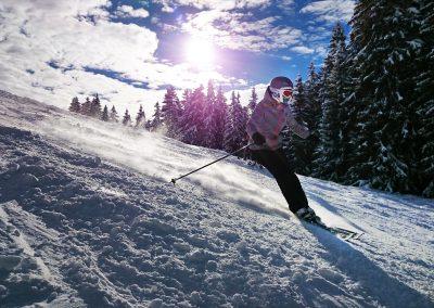 Natacha Heraly - Ski