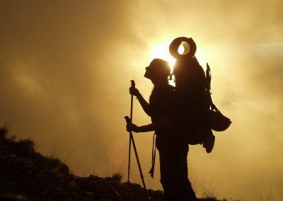 Natacha Heraly - Trekking